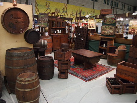 Gentil Barrel Furniture